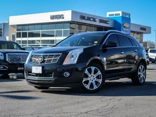 Used 2012 Cadillac SRX for sale in Ottawa, ON