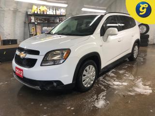 Used 2012 Chevrolet Orlando 2LT * 7 passenger * On star * Remote start * Sunroof * Winter rims/Summer alloys * Trailer hitch * Phone connect * Voice recognition * Hands free stee for sale in Cambridge, ON