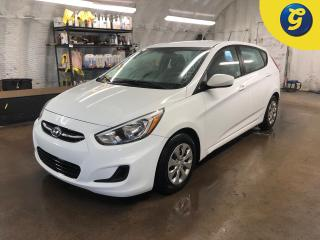 Used 2017 Hyundai Accent Active ECO mode * Heated front seats * Hands free steering wheel controls * Phone connect * Voice recognition * Keyless entry * Climate control * Crui for sale in Cambridge, ON