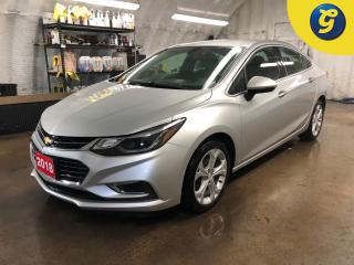 Used 2018 Chevrolet Cruze Premier * Turbo * Leather interior * Auto Start * 4G LTE wifi * ECO mode * On star * Chevrolet my link touchscreen * Remote start * Reverse camera * H for sale in Cambridge, ON