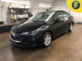 Used 2018 Chevrolet Cruze LT * Turbo * 4G LTE wifi * On star * Heated front seats * Phone connect * Voice recognition * Reverse camera * Climate control * Hands free steering w for sale in Cambridge, ON
