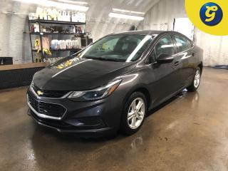 Used 2017 Chevrolet Cruze LT * 4G LTE wifi * On star * Heated front seats * Phone connect * Voice recognition * Reverse camera * Climate control * Hands free steering wheel con for sale in Cambridge, ON