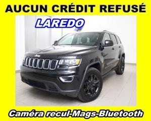 Used 2018 Jeep Grand Cherokee Black Edition 4x4 for sale in Mirabel, QC