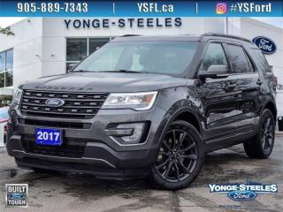Used 2017 Ford Explorer XLT for sale in Thornhill, ON