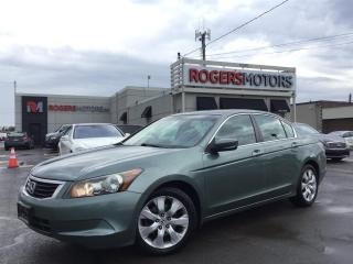 Used 2008 Honda Accord EX-L - LEATHER - SUNROOF for sale in Oakville, ON