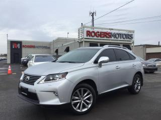 Used 2015 Lexus RX 350 AWD - NAVI - LEATHER - SUNROOF for sale in Oakville, ON