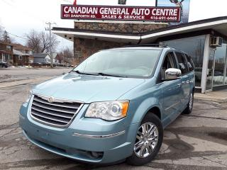 Used 2009 Chrysler Town & Country Limited for sale in Scarborough, ON