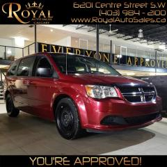 Used 2014 Dodge Grand Caravan SXT for sale in Calgary, AB