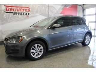 Used 2015 Volkswagen Golf Trendline 1.8 Tsi for sale in Lévis, QC