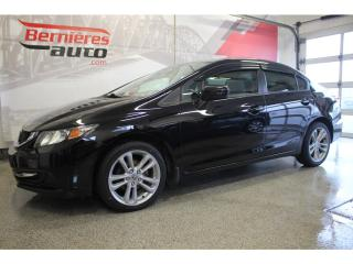 Used 2014 Honda Civic LX for sale in Lévis, QC