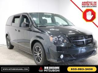 Used 2018 Dodge Grand Caravan GT STOW&GO A/C for sale in Laval, QC