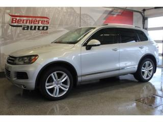 Used 2012 Volkswagen Touareg Execline Tdi Awd for sale in Lévis, QC