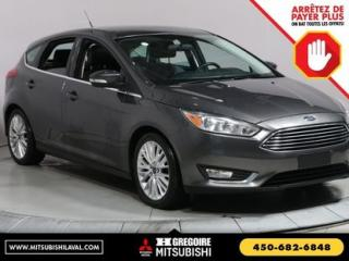 Used 2016 Ford Focus TITANIUM CUI TOIT for sale in Laval, QC