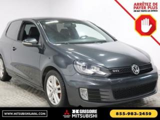Used 2012 Volkswagen Golf GTI TURBO A/C GR for sale in Laval, QC