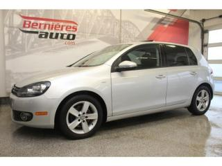 Used 2013 Volkswagen Golf Wolfsburg Tdi 6vit for sale in Lévis, QC