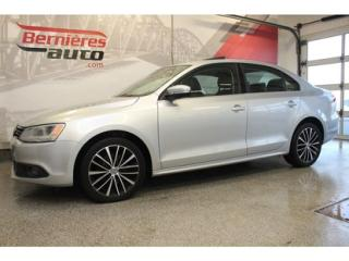Used 2013 Volkswagen Jetta Highline Tdi Dsg for sale in Lévis, QC