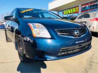 Used 2011 Nissan Sentra 2.0 S for sale in Lévis, QC