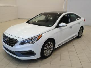 Used 2015 Hyundai Sonata Sport Cuir Toit Pano for sale in Longueuil, QC