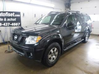 Used 2011 Nissan Frontier Pro Awd for sale in St-Raymond, QC