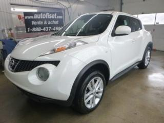 Used 2014 Nissan Juke SV AWD for sale in St-Raymond, QC