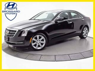 Used 2016 Cadillac ATS 2.0l 4x4 Turbo Cuir for sale in Brossard, QC
