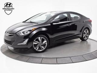 Used 2015 Hyundai Elantra Gls T.ouvrant A/c for sale in Brossard, QC