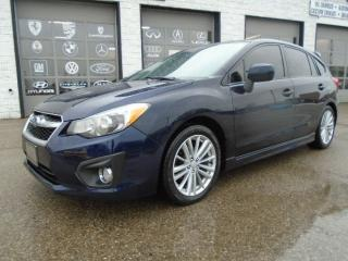 Used 2014 Subaru Impreza 2.0i Touring for sale in Guelph, ON