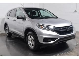 Used 2015 Honda CR-V Lx A/c Caméra De for sale in Saint-hubert, QC