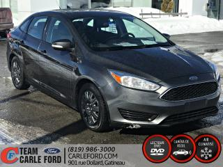 Used 2015 Ford Focus Ford Focus SE 2015, Bluetooth, régulateu for sale in Gatineau, QC