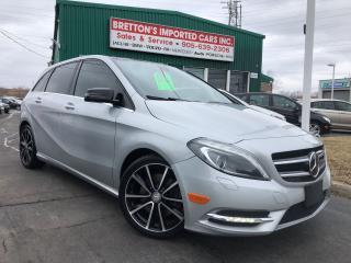Used 2013 Mercedes-Benz B-Class B 250 Sports Tourer NAV/BACK UP PANO for sale in Burlington, ON