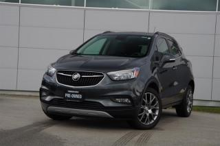 Used 2017 Buick Encore FWD Sport Touring *Low Kms* for sale in Vancouver, BC