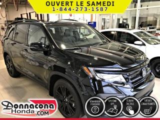 Used 2019 Honda Pilot Black Edition ***SPECIAL DÉMONSTRATEUR** for sale in Donnacona, QC