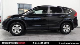 Used 2014 Honda CR-V LX for sale in Trois-Rivières, QC