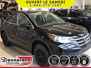 Used 2014 Honda CR-V LX AWD ***MAGS***CAMÉRA DE RECUL***BLUET for sale in Donnacona, QC