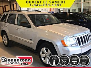 Used 2009 Jeep Grand Cherokee Laredo ***EN CUIR***TOIT OUVRANT***SIÈGE for sale in Donnacona, QC