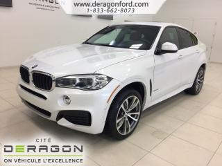 Used 2017 BMW X6 Xdrive35i M Sport Pack for sale in Cowansville, QC