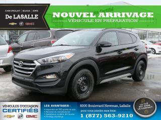 Used 2017 Hyundai Tucson SE for sale in Lasalle, QC