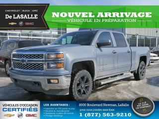 Used 2015 Chevrolet Silverado 1500 LT for sale in Lasalle, QC