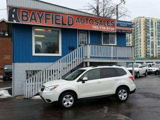 Used 2016 Subaru Forester i for sale in Barrie, ON