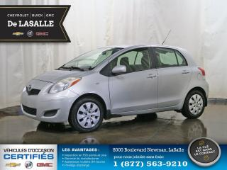 Used 2010 Toyota Yaris LE for sale in Lasalle, QC
