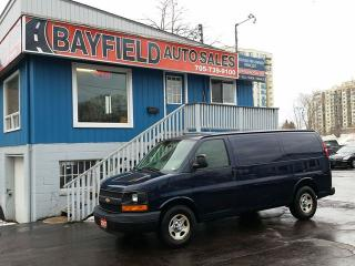 Used 2007 Chevrolet Express 1500 **All Wheel Drive/Power Group/Only 36k!** for sale in Barrie, ON