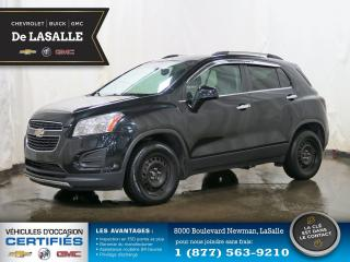 Used 2015 Chevrolet Trax Lt Awd Bien for sale in Lasalle, QC