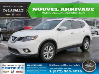 Used 2016 Nissan Rogue SV AWD for sale in Lasalle, QC