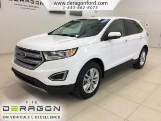 Used 2016 Ford Edge SEL AWD for sale in Cowansville, QC