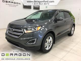 Used 2015 Ford Edge Sel Awd V6 Cuir Nav for sale in Cowansville, QC