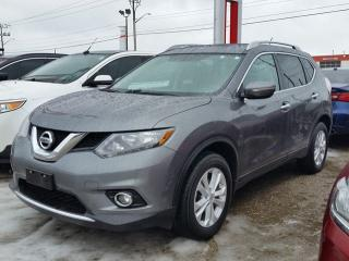 Used 2014 Nissan Rogue SV AWD for sale in Cambridge, ON