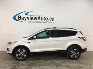 Used 2017 Ford Escape SE - BIG SCREEN! SHARP! 15,000KMS! for sale in Belleville, ON