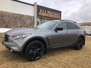 Used 2016 Infiniti QX70 Sport.AWD.Premium/Tech pkg.Navi.Cameras. for sale in North York, ON
