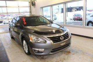 Used 2014 Nissan Altima SL *CUIR-TOIT-CAMÉRA* for sale in Lévis, QC