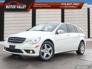 Used 2010 Mercedes-Benz R-Class R 350 BlueTec No Accident for sale in Scarborough, ON